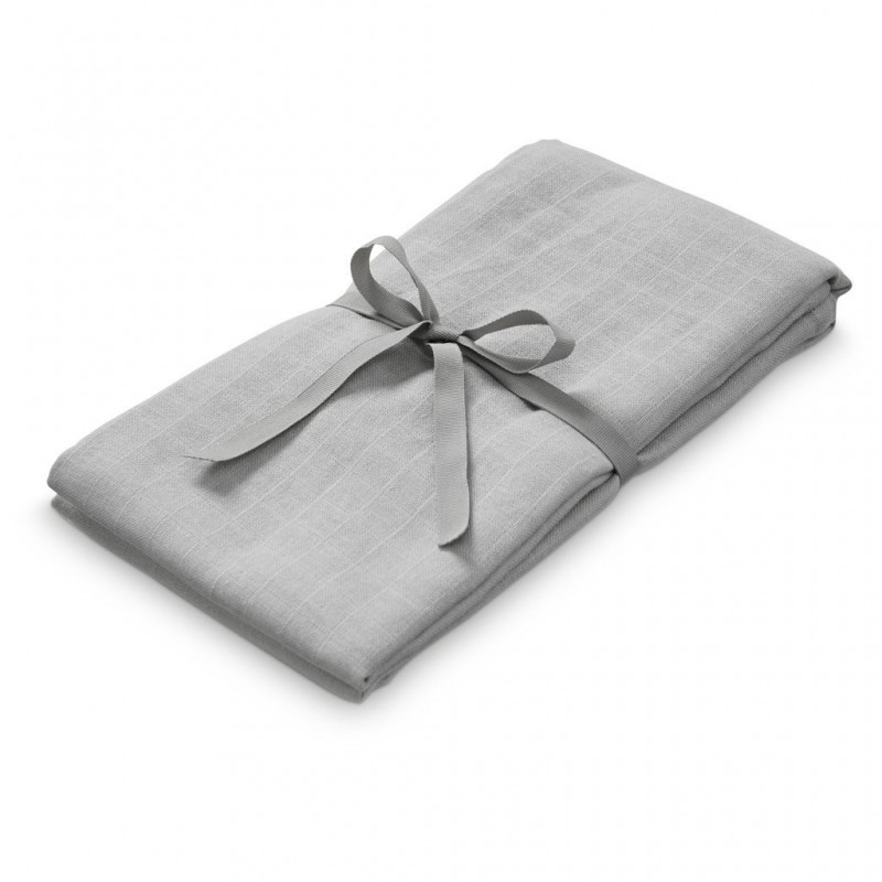 Swaddle din muselina Cam Cam - Grey