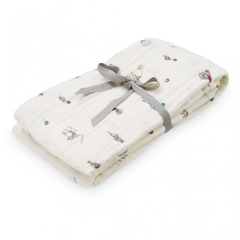 Swaddle din muselina Cam Cam - Holiday