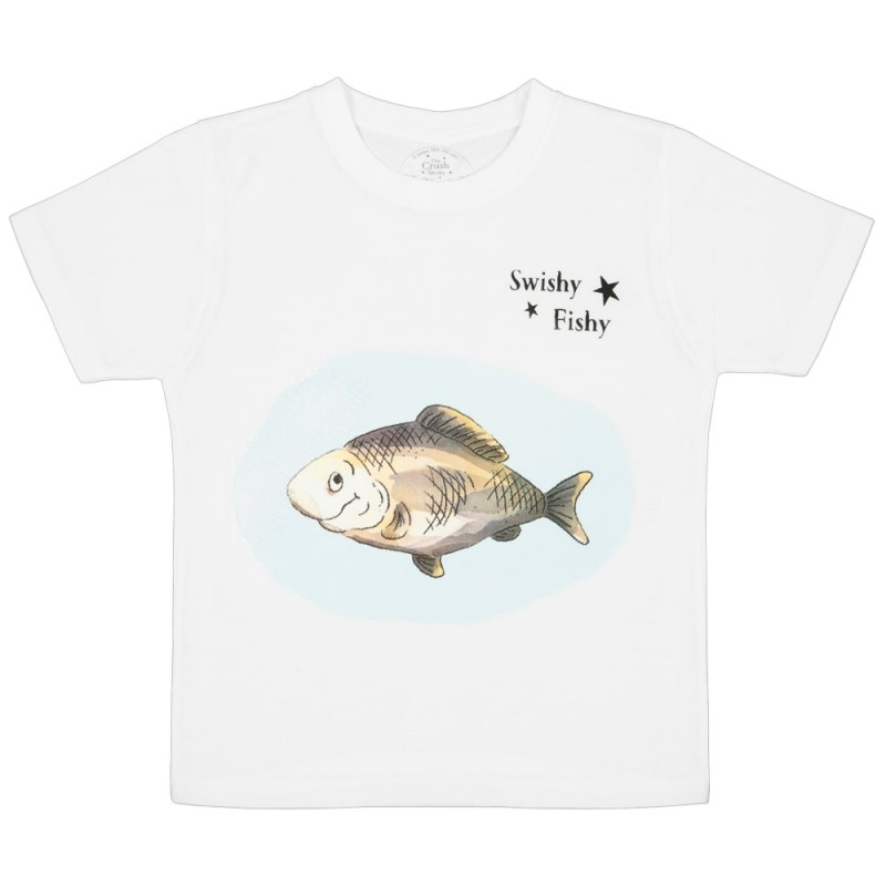 Tricou Fish Crush - The Crush Series