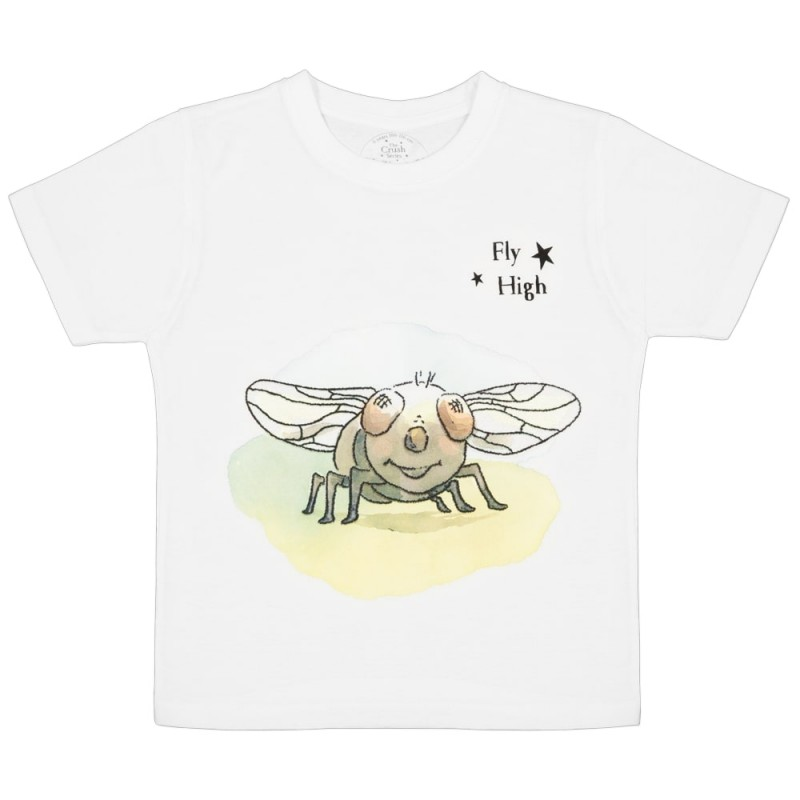 Tricou Fly Crush - The Crush Series