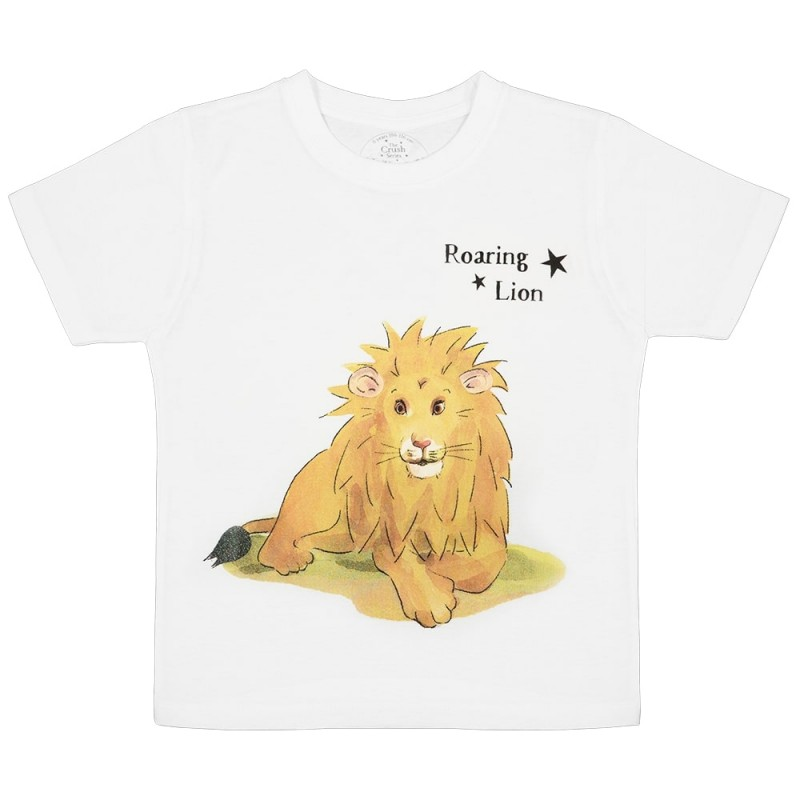 Tricou Lion Crush - The Crush Series