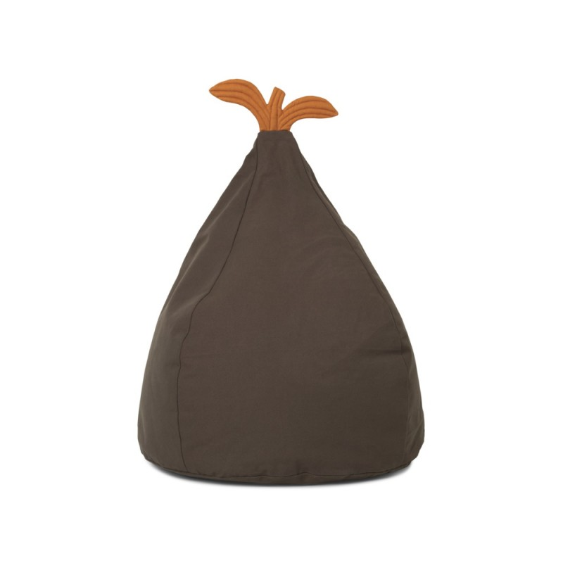 Bean Bag Pear Ferm Living - Green
