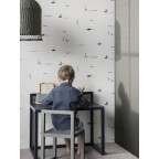 Scaun Little Architect Ferm Living - Grey