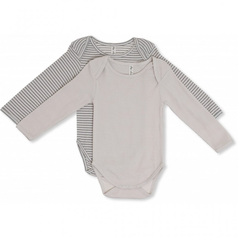 Set 2 body Konges Slojd - Beige/Sage