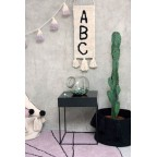 Decorațiune de perete ABC - Lorena Canals