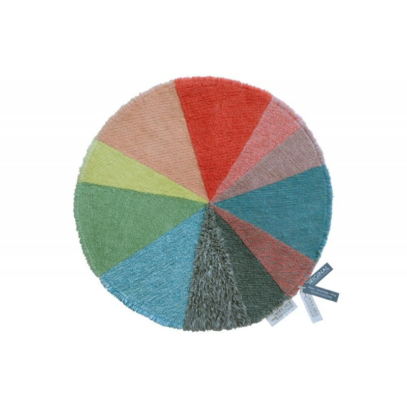 Covor din lana Pie Chart Lorena Canals