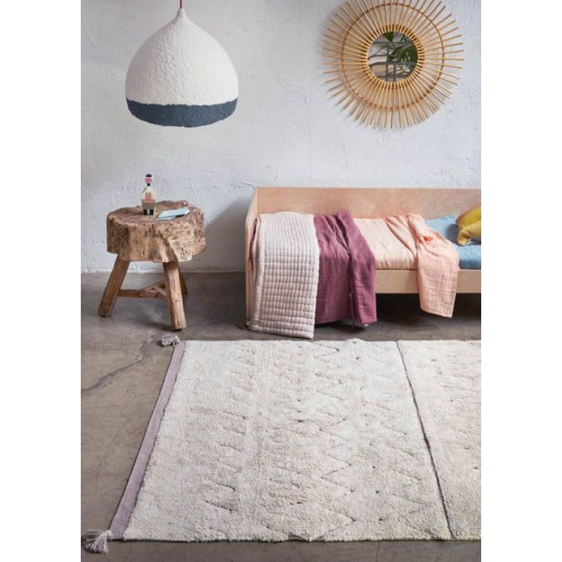 Covor RugCycled Azteca M Lorena Canals - Natural