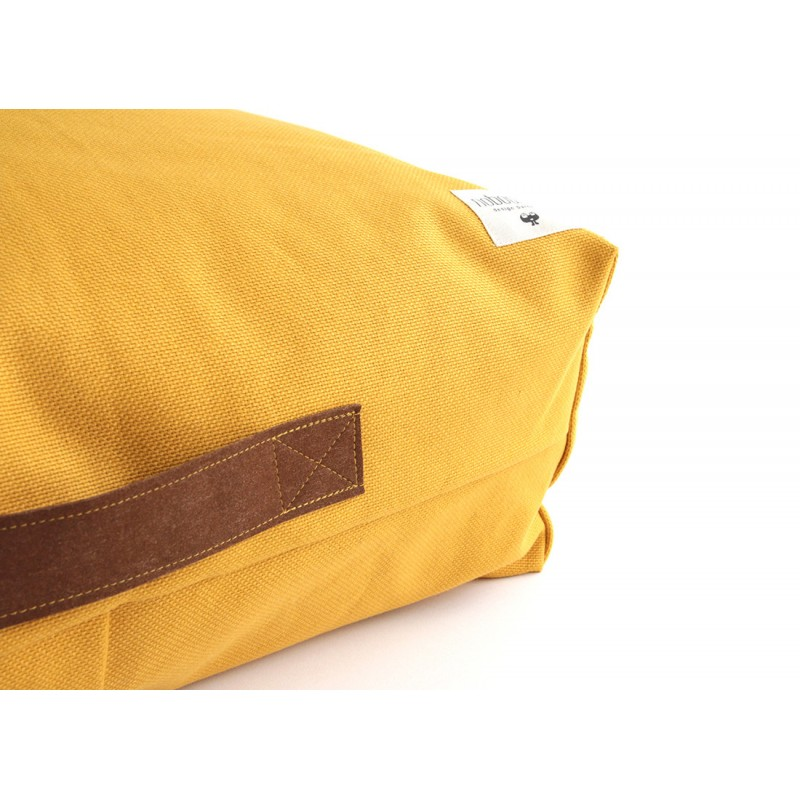 Bean Bag Oasis NOBODINOZ - Farniente Yellow