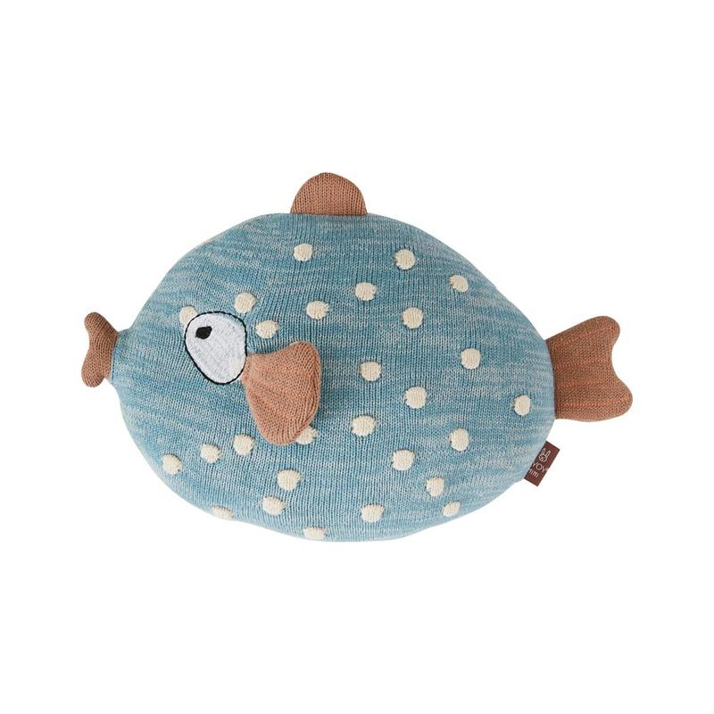 Perna Fish Finn OYOY Living Design - Blue