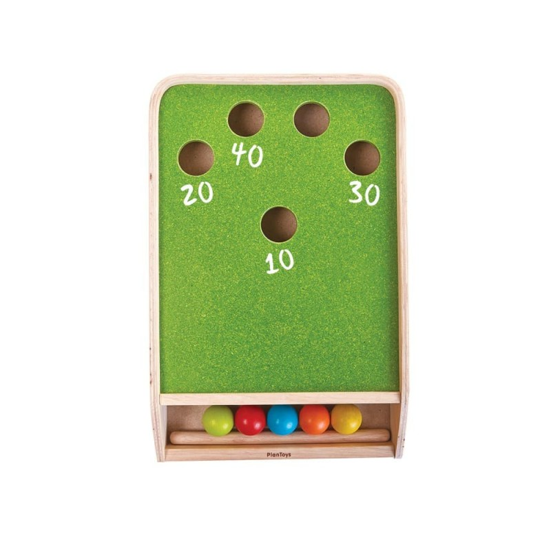 Ball Shoot Board PLAN TOYS