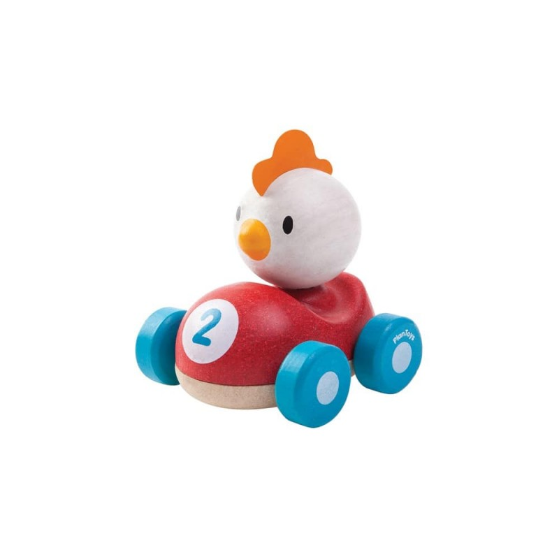 Masinuta PLAN TOYS - Chicken