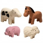 Set animale ferma PLAN TOYS