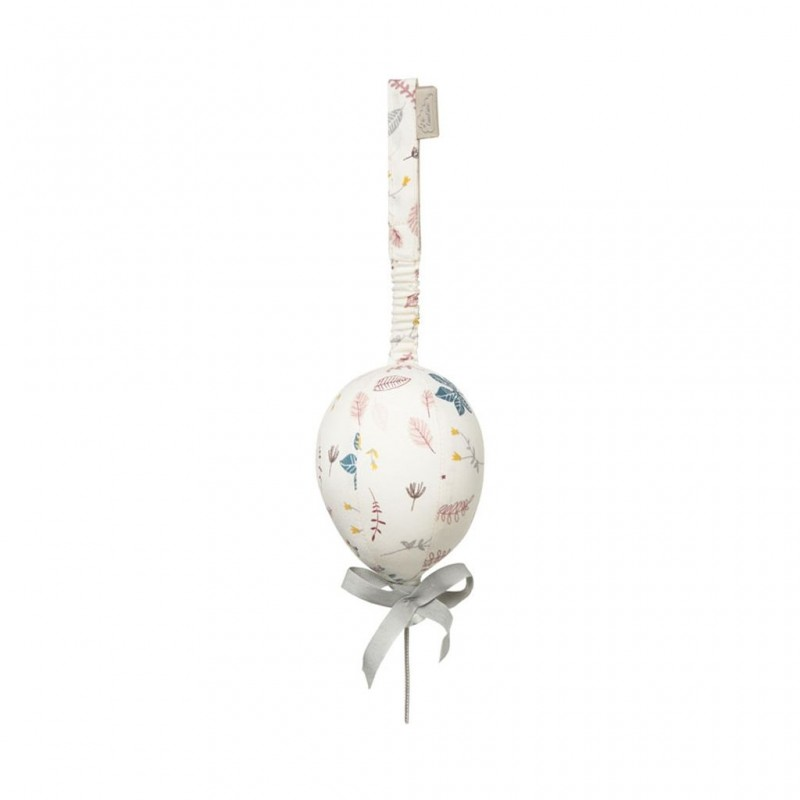 Balon Cam Cam cu Clopotel - Pressed Leaves Rose