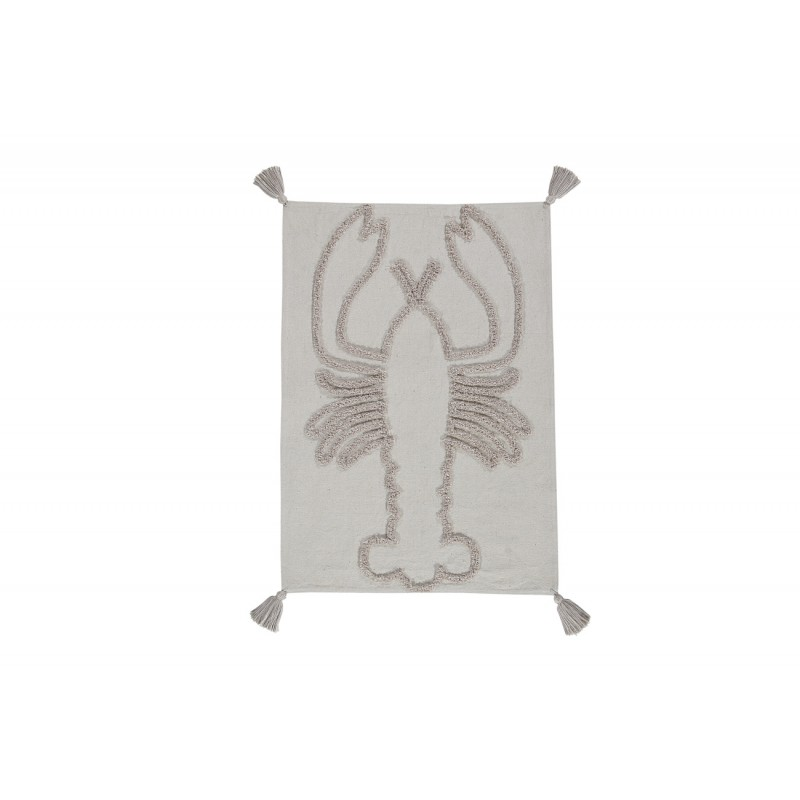 Canvas Lobster Natural - Lorena Canals