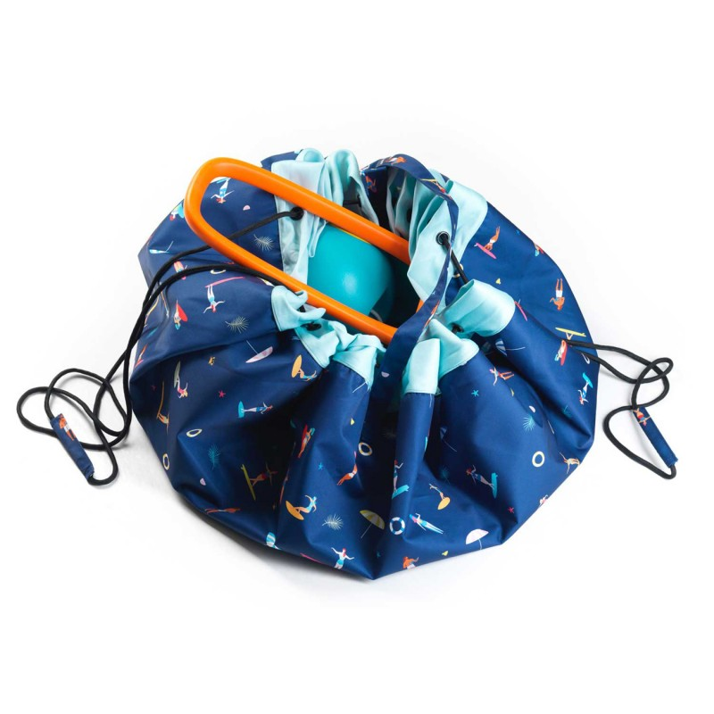 Sac Outdoor depozitare jucarii Play&Go - Surf