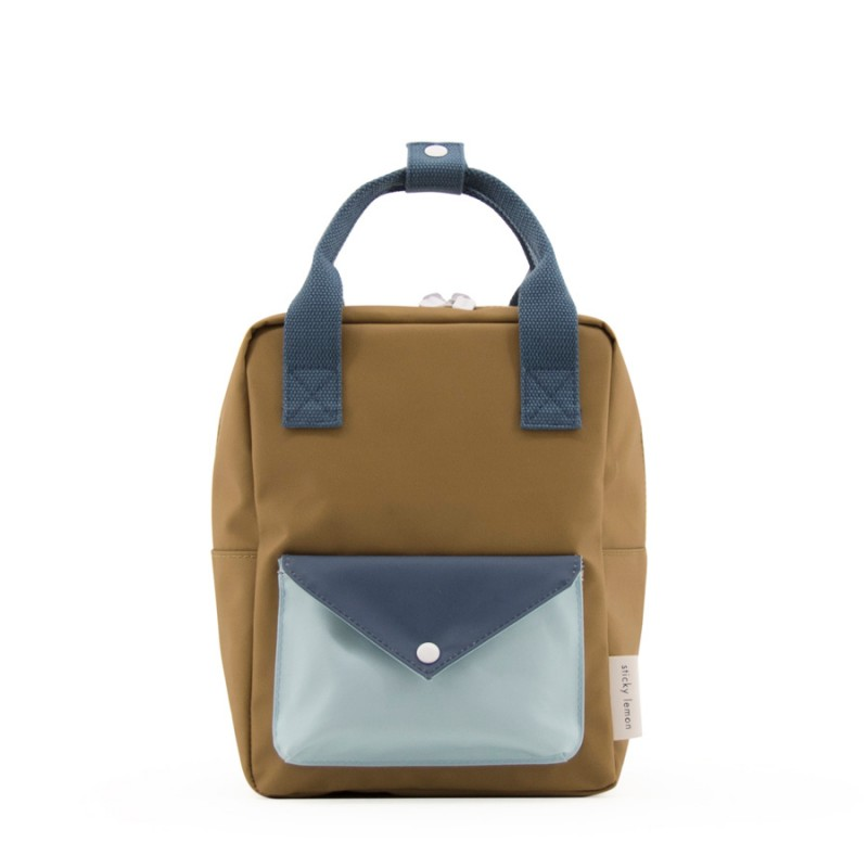 Rucsac MINI Envelope Sticky Lemon - Olive