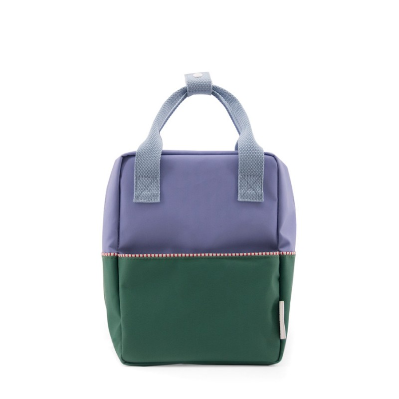 Rucsac MINI Sticky Lemon - Lila/Verde/Bleu