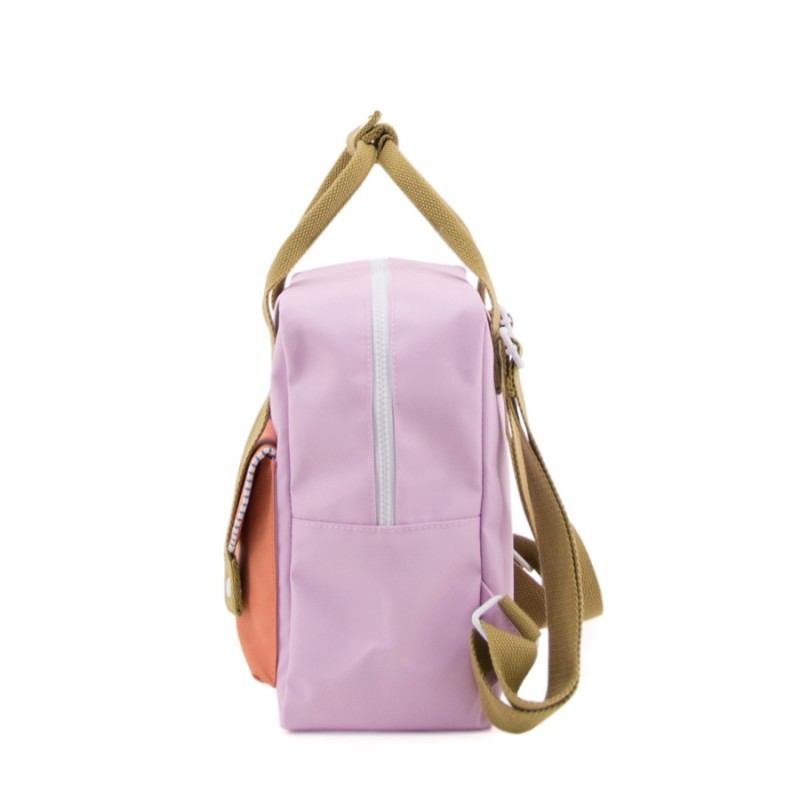 Rucsac MINI Deluxe Sticky Lemon - Roz