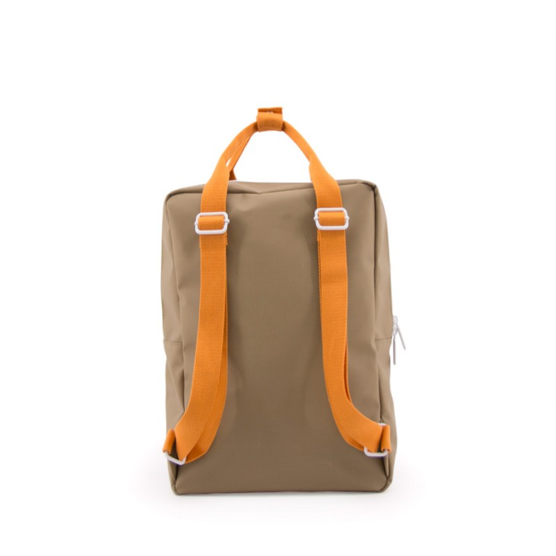Rucsac Deluxe L Sticky Lemon  - Olive