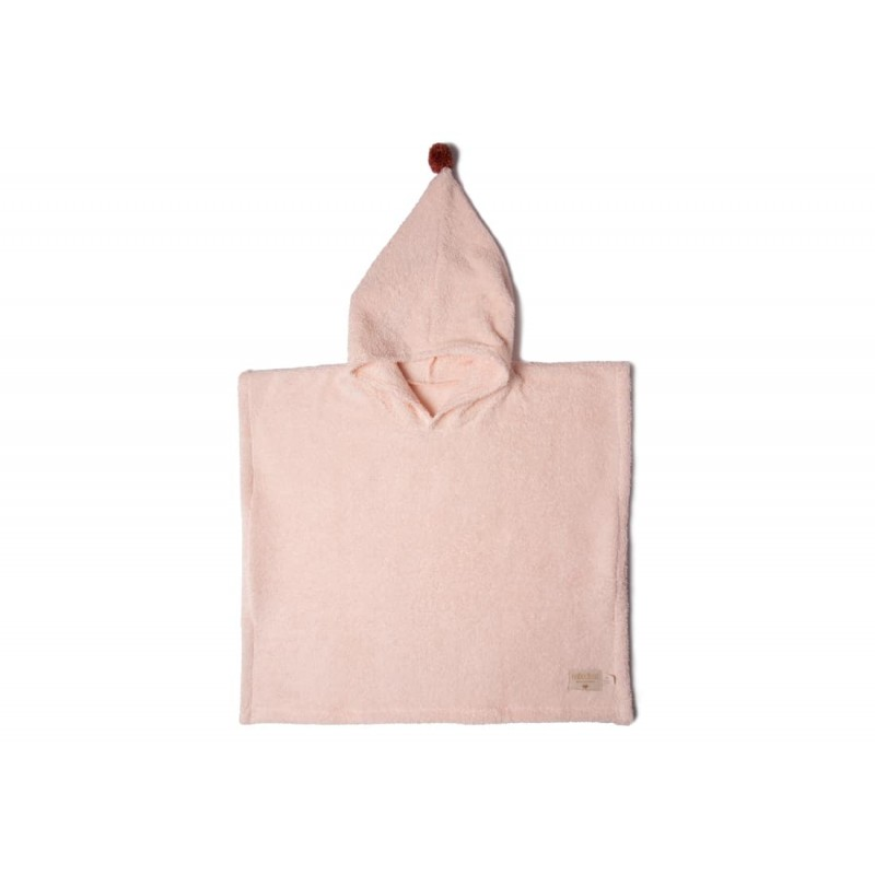 Poncho So Cute NOBODINOZ - Pink